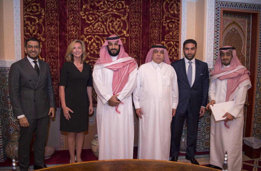 إطلاق كلية الأمير محمد بن سلمان للإدارة وريادة الأعمال